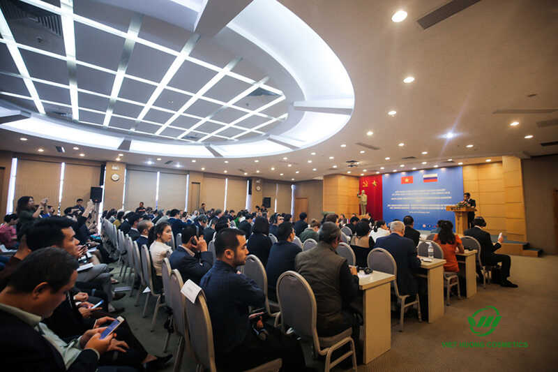 Buổi đối thoại doanh nghiệp Việt Nga
