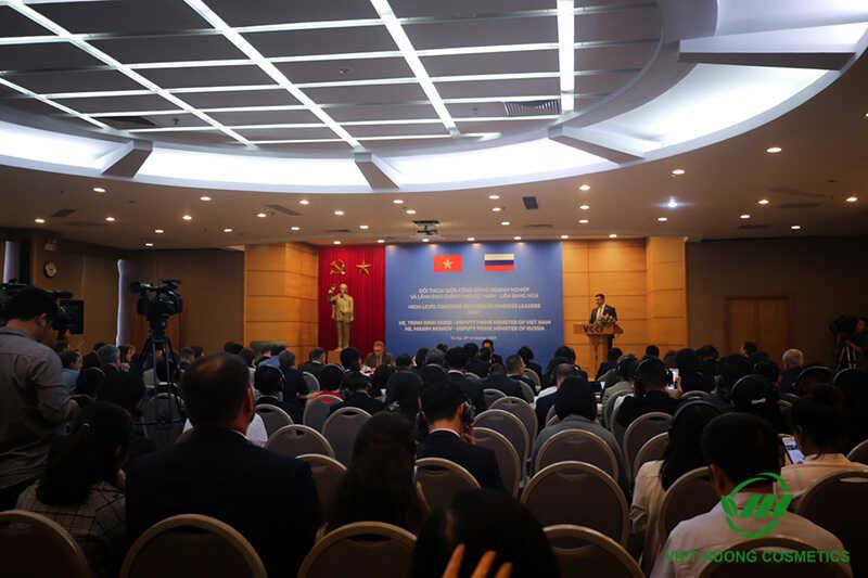 Sự kiện đối thoại giữa doanh nghiệp Việt Nga