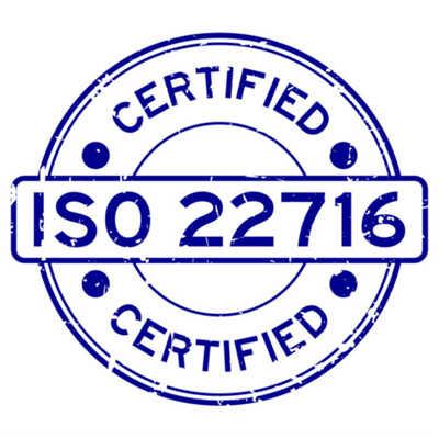 Chứng nhận iso 22716 - thực hành tốt sản xuất mỹ phẩm