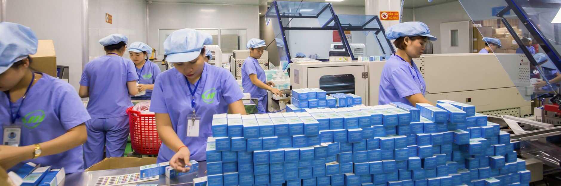 Việc tuân thủ ISO 22716 giúp giảm thiểu rủi ro trong quá trình sản xuất