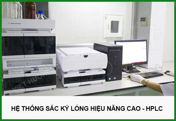 Hệ thống sắc ký lỏng hiệu nặng cao HPLC