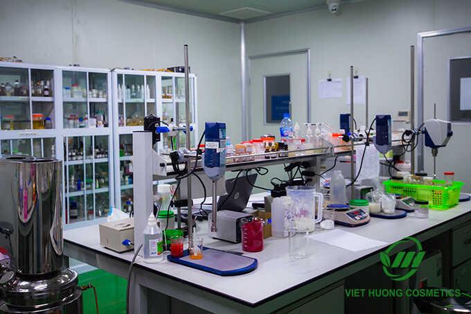 Phòng nghiên cứu và phát triển sản phẩm
