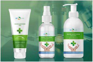 Dung dịch rửa tay sát khuẩn dưỡng ẩm da tay