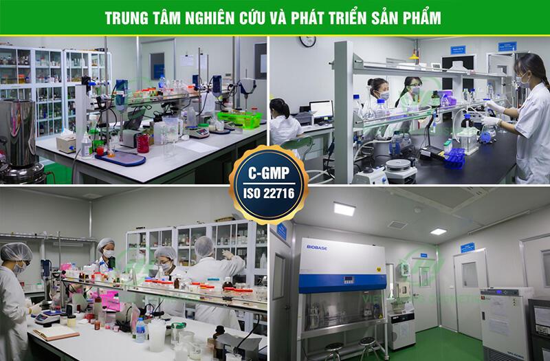 Trung tâm nghiên cứu và phát triển sản phẩm