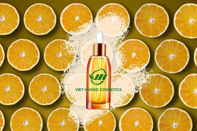 Việt Hương gia công serum vitamin C