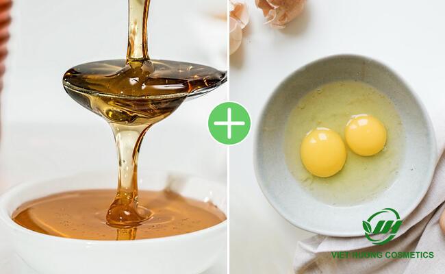 Tìm hiểu lợi ích của mặt nạ lòng trắng trứng gà và mật ong